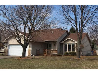 Apple Valley Single Family Home For Sale: 8117 Lower 147th Street W