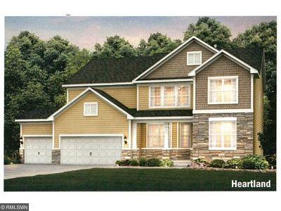 Eden Prairie, Chanhassen, Chaska Single Family Home For Sale: 16436 Beverly Dr