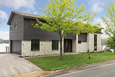 Shoreview Single Family Home For Sale: 4255 Snail Lake Boulevard