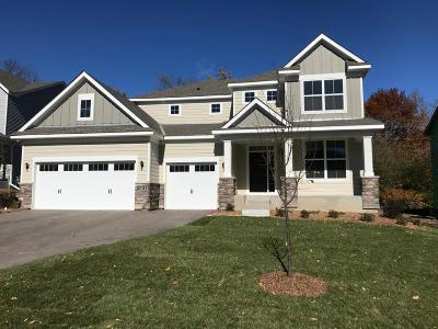 Hennepin County Single Family Home For Sale: 4812 Red Oak Lane
