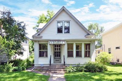 Minneapolis MN Single Family Home For Sale: $235,000