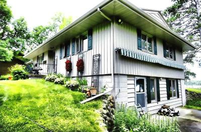 Osage, Park Rapids, Ponsford, Akeley, Menahga, Nevis Single Family Home For Sale: 16127 Dakota Shores Drive