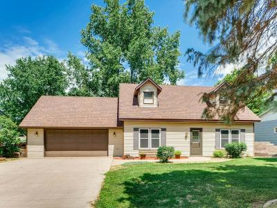 Coon Rapids Single Family Home Contingent: 501 105th Avenue NW