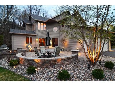 Eden Prairie Single Family Home For Sale: 6244 Fallbrook Road