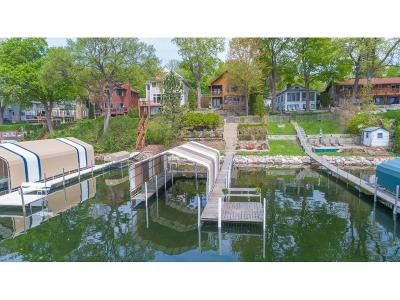Mound Single Family Home For Sale: 4737 Island View Drive