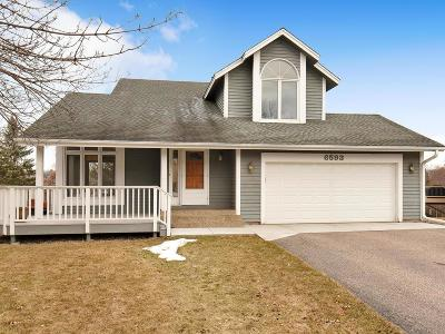 Carver, Eden Prairie, Chanhassen, Chaska Single Family Home For Sale: 6593 Mere Drive
