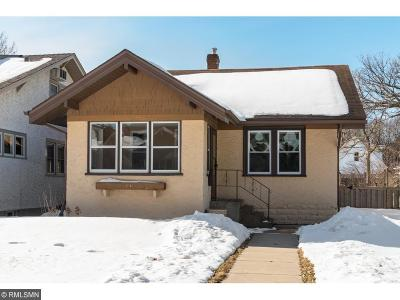 Saint Paul Single Family Home For Sale: 1672 Juliet Avenue