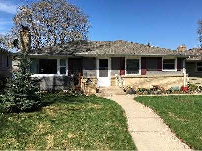 Minneapolis Single Family Home For Sale: 5936 Russell Avenue S