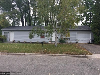 Saint Cloud MN Single Family Home For Sale: $125,000