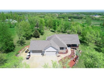 Scott County Single Family Home For Sale: 4086 Miller View Road