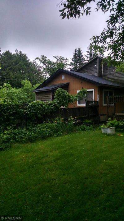Moose Lake Single Family Home For Sale: 621 6th Street