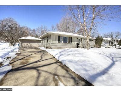 Bloomington MN Single Family Home For Sale: $280,000