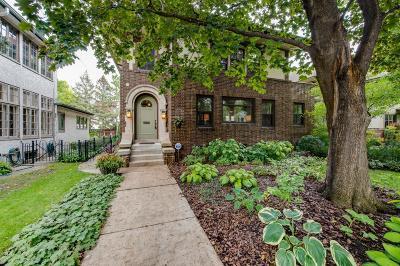 Minneapolis Single Family Home For Sale: 2301 Newton Avenue S