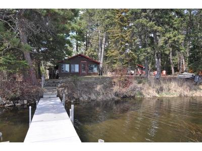 Park Rapids, Nevis Single Family Home For Sale: 21511 Jack Pine Lane