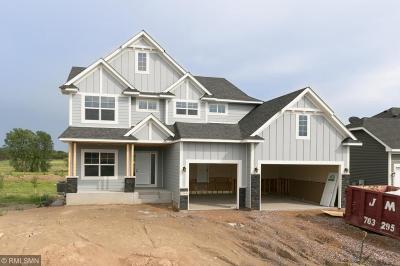Ham Lake Single Family Home For Sale: 00000 142nd Lane