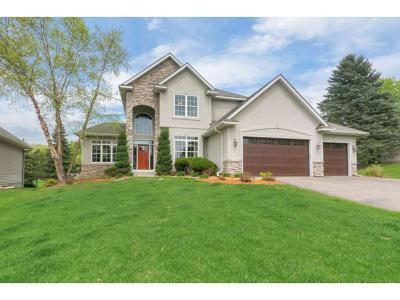 Eagan Single Family Home Contingent: 674 Red Pine Lane