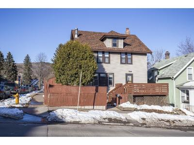 Duluth Single Family Home For Sale: 530 N 24th Avenue W