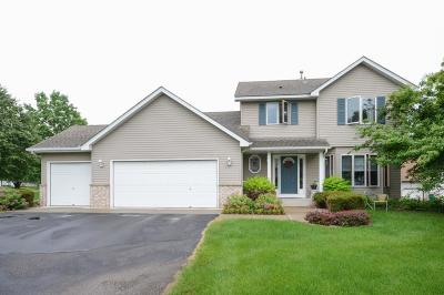 Chaska Single Family Home Contingent: 1171 Tristan Trail