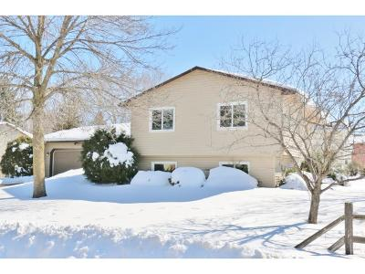 Brooklyn Park Single Family Home For Sale: 8216 Sierra Parkway