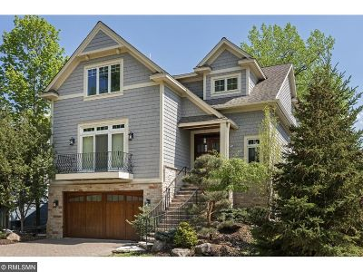 Mound Single Family Home For Sale: 4957 Island View Drive