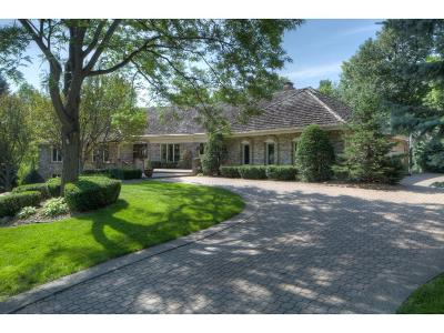 Single Family Home For Sale: 6609 Dovre Drive