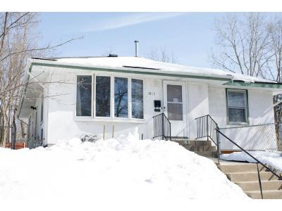 Saint Paul Single Family Home For Sale: 1813 York Avenue