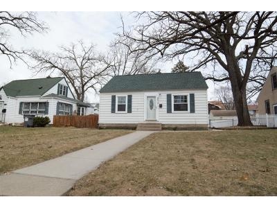 Columbia Heights Single Family Home For Sale: 4513 5th Street NE