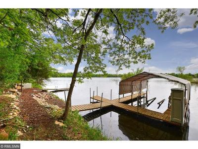 Elk River Single Family Home For Sale: 13400 Island View Drive NW