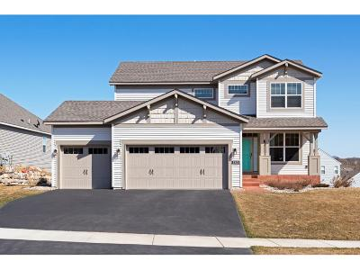 Waconia Single Family Home For Sale: 1523 Hackberry Court