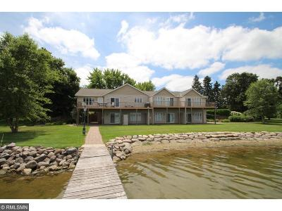 Howard Lake Single Family Home For Sale: 5536 County Road 6 SW