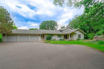 North Oaks Single Family Home For Sale: 1 Hummingbird Hill
