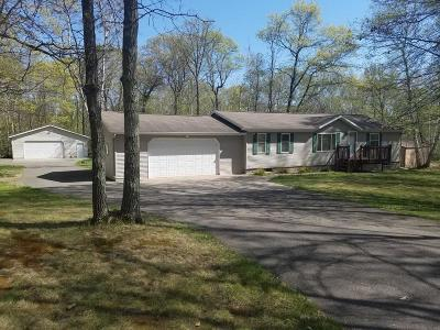 Crosslake Single Family Home For Sale: 14288 Shafer Road