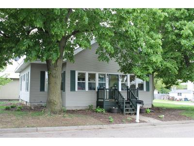 Durand Single Family Home For Sale: 407 8th Avenue W