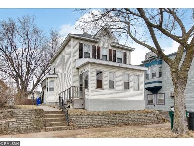 Saint Paul Multi Family Home For Sale: 733 Conway Street