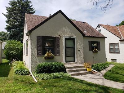 Minneapolis Single Family Home For Sale: 5552 24th Avenue S