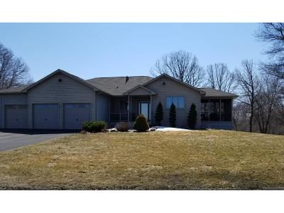 Elk River Single Family Home For Sale: 13640 Island View Drive NW