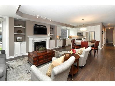 Saint Louis Park Condo/Townhouse For Sale: 3970 Wooddale Avenue S #101D