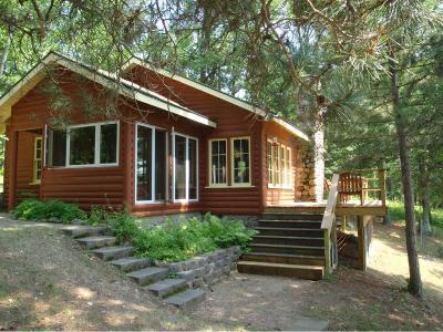 Park Rapids Single Family Home For Sale: 16283 Honeysuckle Lane