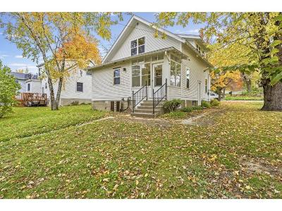 Sauk Rapids Single Family Home For Sale: 701 2nd Avenue N