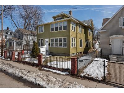 Minneapolis Multi Family Home For Sale: 1523 Washington Street NE