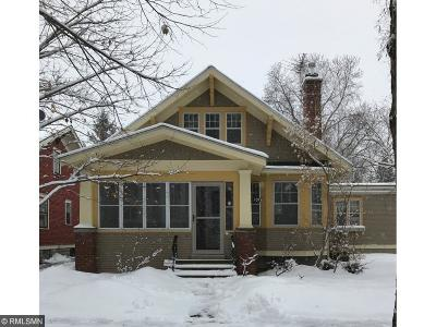 Saint Paul Single Family Home For Sale: 1076 Hague Avenue