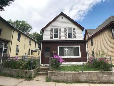 Minneapolis, Saint Paul Single Family Home For Sale: 763 Jessie Street