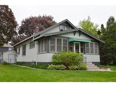 Saint Paul Single Family Home For Sale: 1679 Watson Avenue