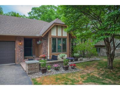 Eden Prairie Single Family Home For Sale: 6847 Stonewood Court