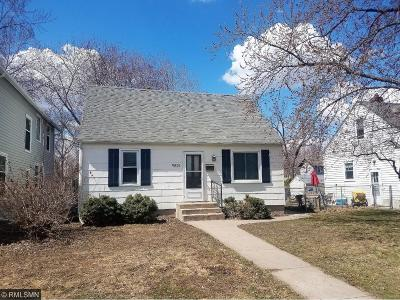 Minneapolis Single Family Home For Sale: 5824 Wentworth Avenue