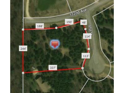 New Richmond Residential Lots & Land For Sale: 903 172nd Avenue