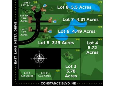 Residential Lots & Land For Sale: Xxx Tbd