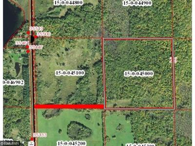Aitkin Residential Lots & Land For Sale: Tbd Nature Ave