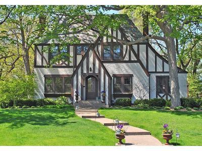 Saint Paul Single Family Home For Sale: 297 Mount Curve Boulevard