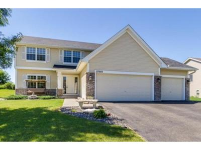 Elko New Market Single Family Home For Sale: 27005 Meadow Ridge Drive